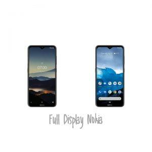 Daftar Harga HP Full Display Nokia