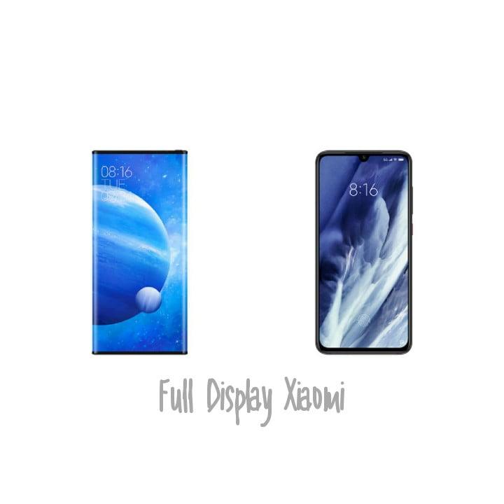 Daftar Harga HP Full Display Xiaomi