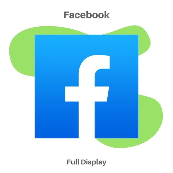 Aplikasi Sosial Media Facebook