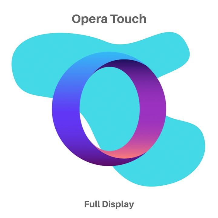 Aplikasi Browser Opera Touch