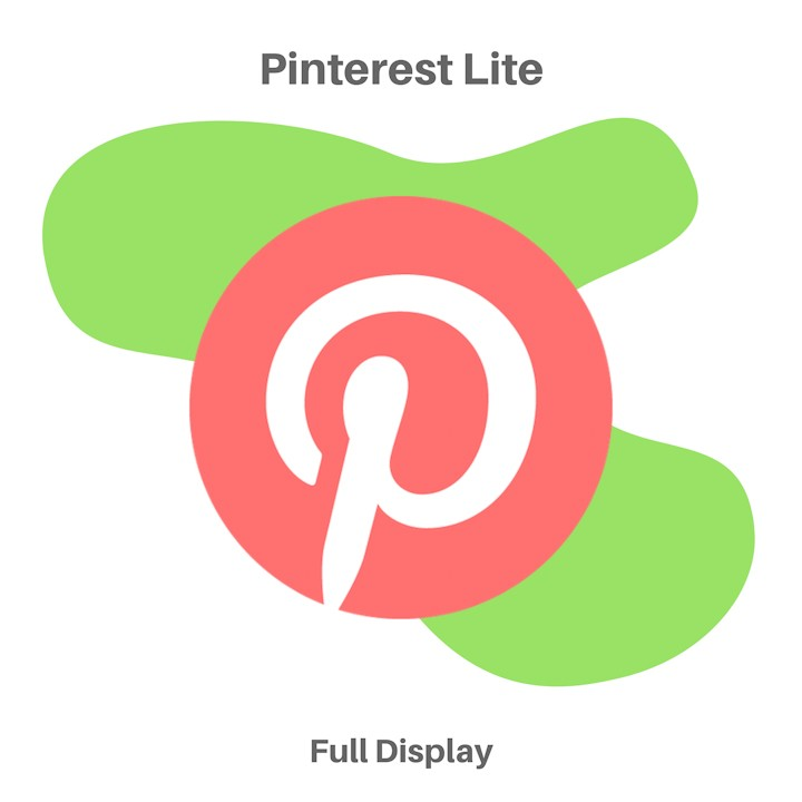 Aplikasi Sosial Media Pinterest Lite