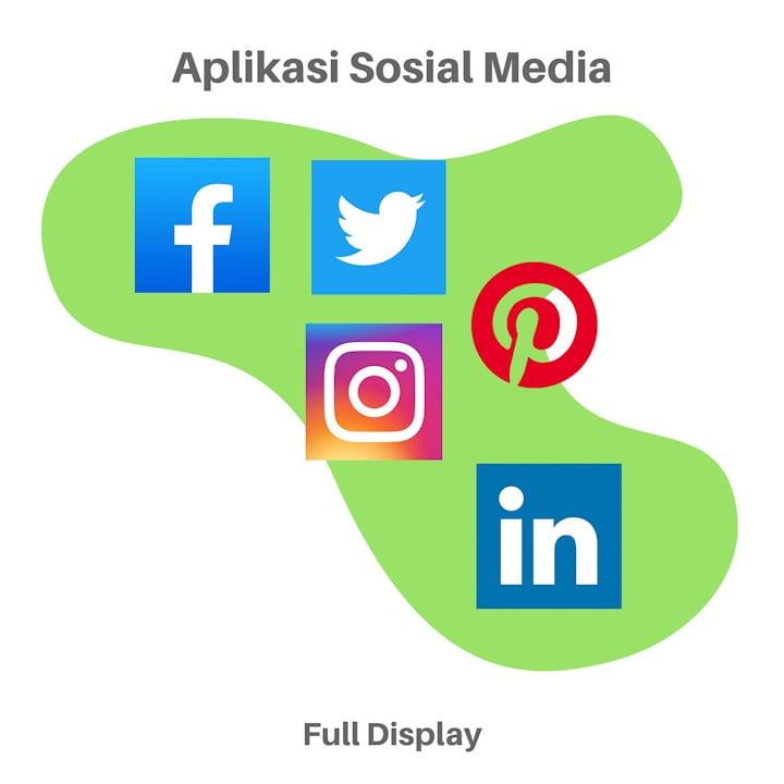 Aplikasi Sosial Media Terbaik