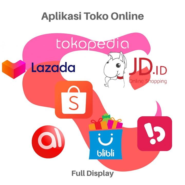 Aplikasi Toko Online Terbaik
