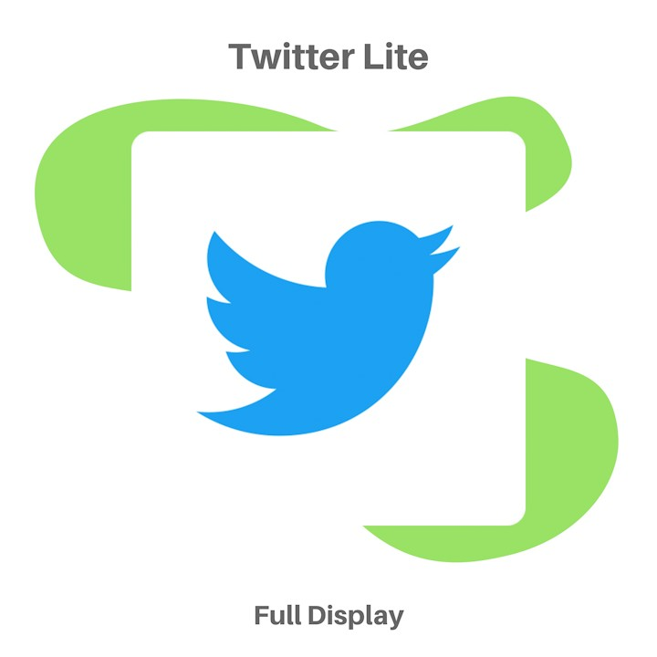 Aplikasi Sosial Media Twitter Lite