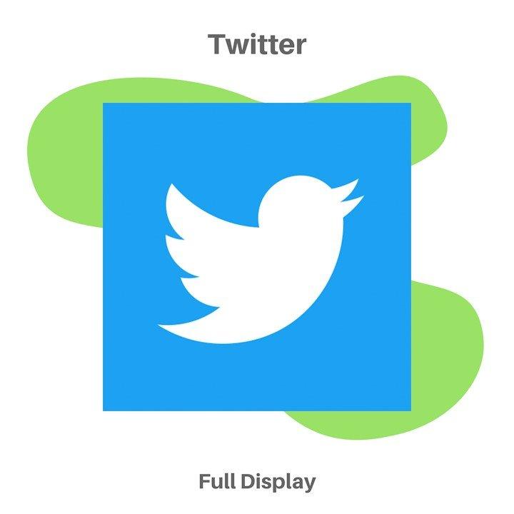 Aplikasi Sosial Media Twitter
