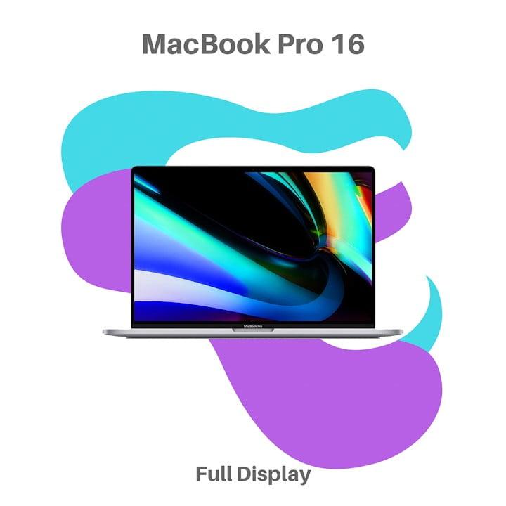 Daftar Harga MacBook Pro 16