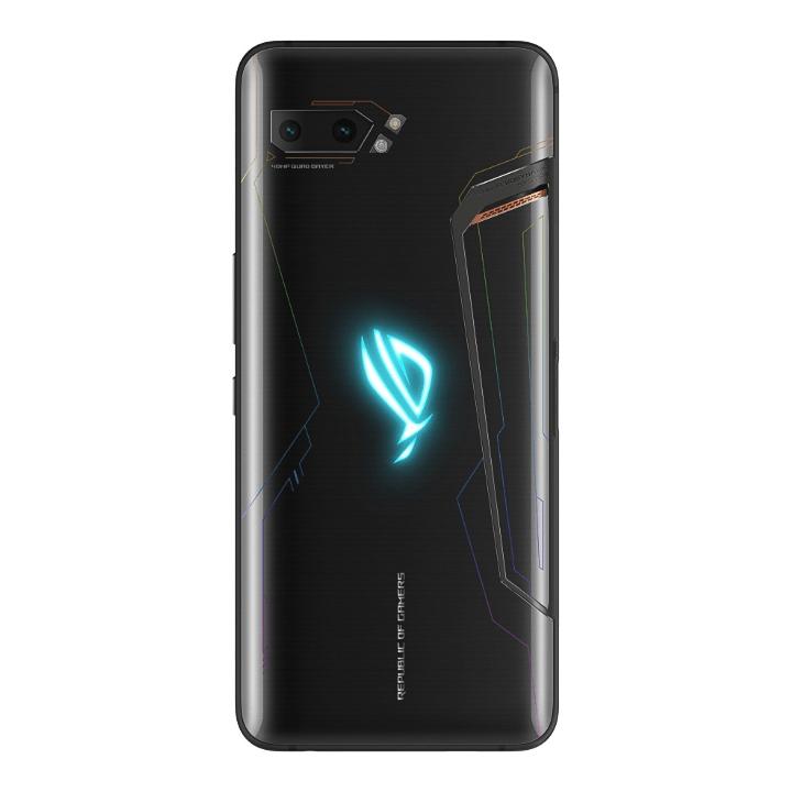 Asus ROG Phone II Harga Dan Spesifikasi Back