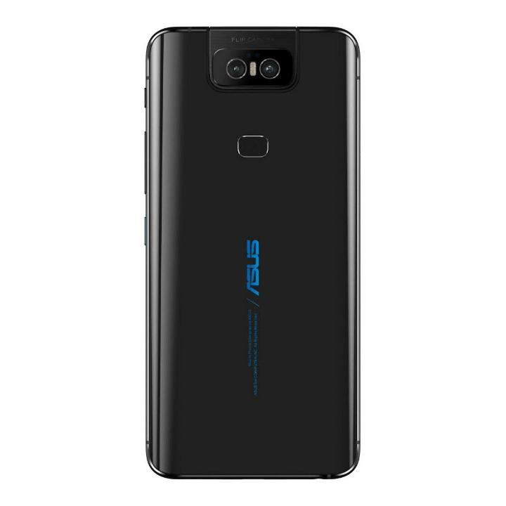 Asus ZenFone 6 Harga Dan Spesifikasi Back
