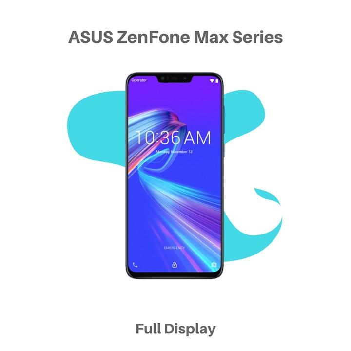 HP ASUS ZenFone Max Series Terbaru Harga Spesifikasi