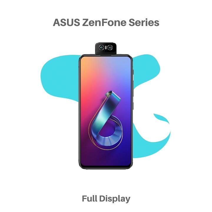 HP ASUS ZenFone Series Terbaru Harga Spesifikasi