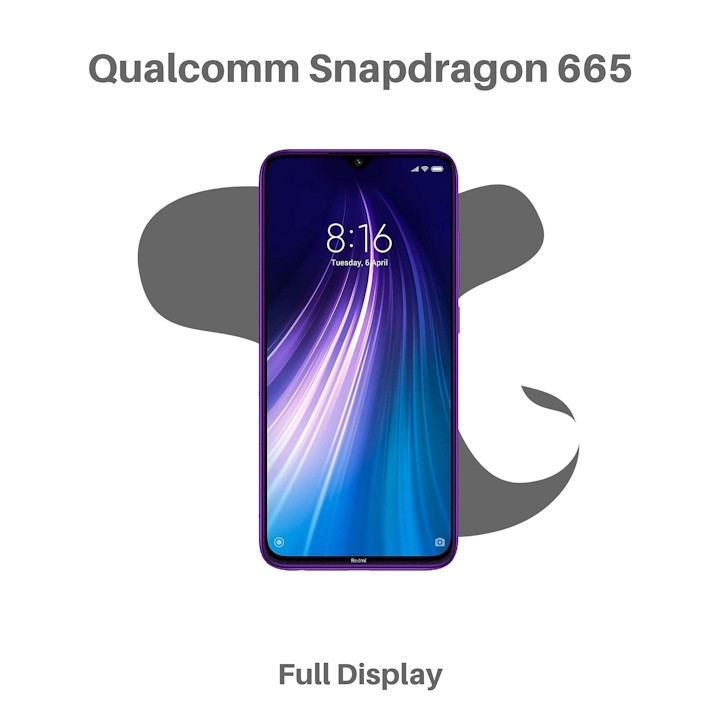 HP Dengan Qualcomm Snapdragon 665