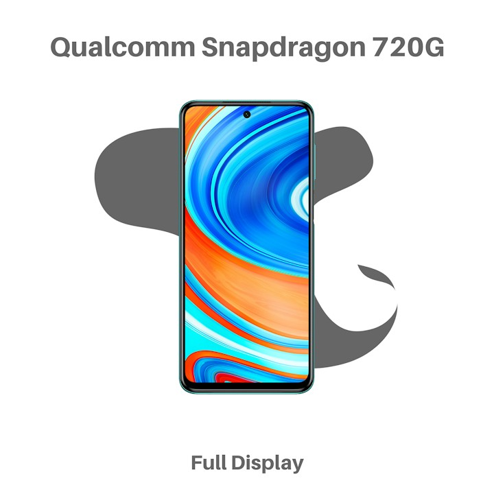 HP Dengan Qualcomm Snapdragon 720G