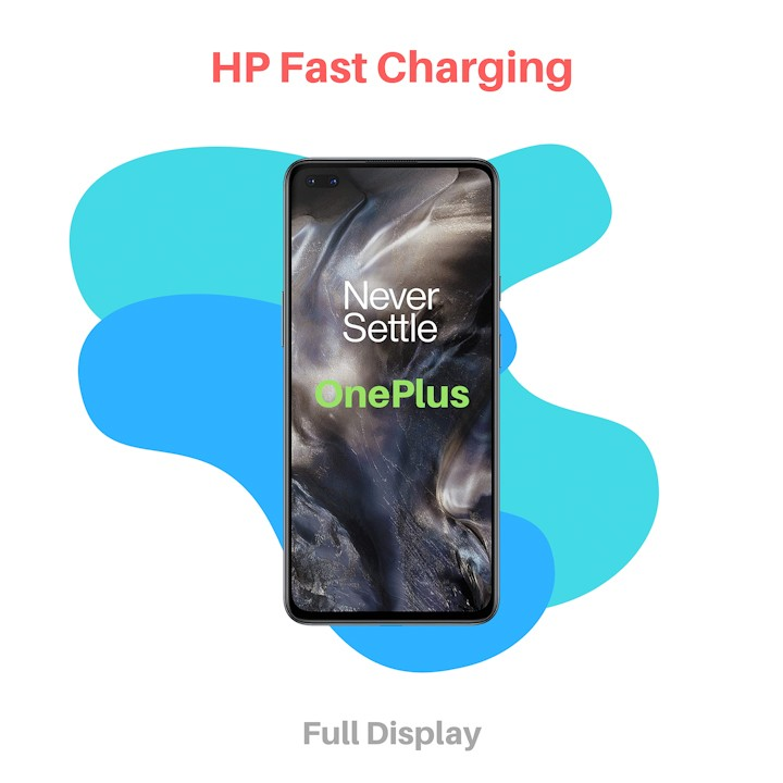 HP Fast Charging OnePlus