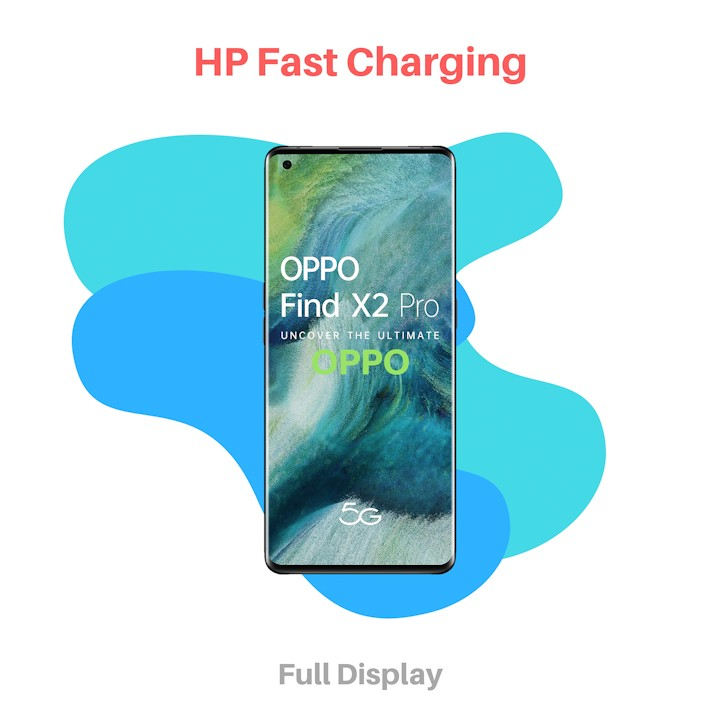 HP Fast Charging OPPO
