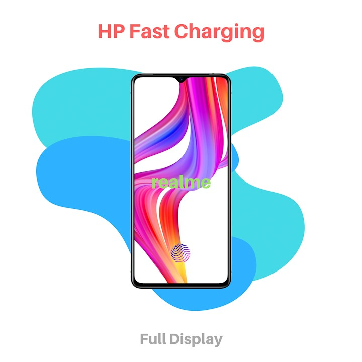 HP Fast Charging Realme