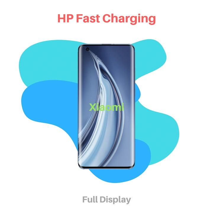 HP Fast Charging Xiaomi