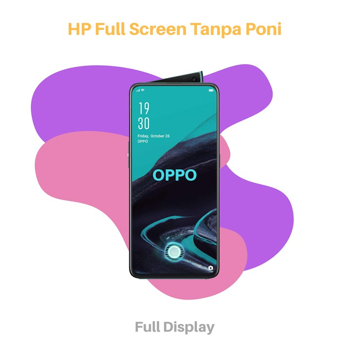 HP Full Screen Tanpa Poni Oppo