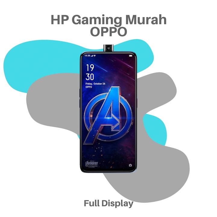 HP Gaming Murah Oppo