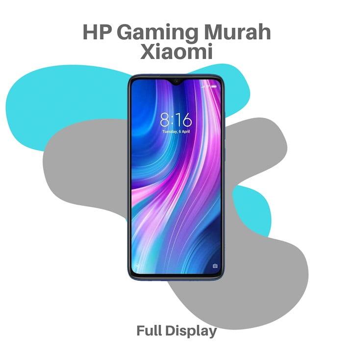 HP Gaming Murah Xiaomi