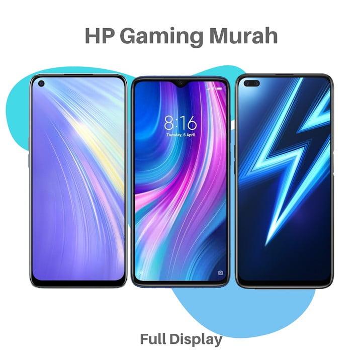 HP Gaming Murah Berkualitas Terbaik
