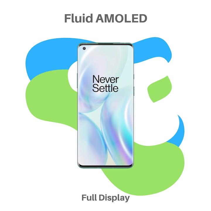 HP Layar Fluid AMOLED