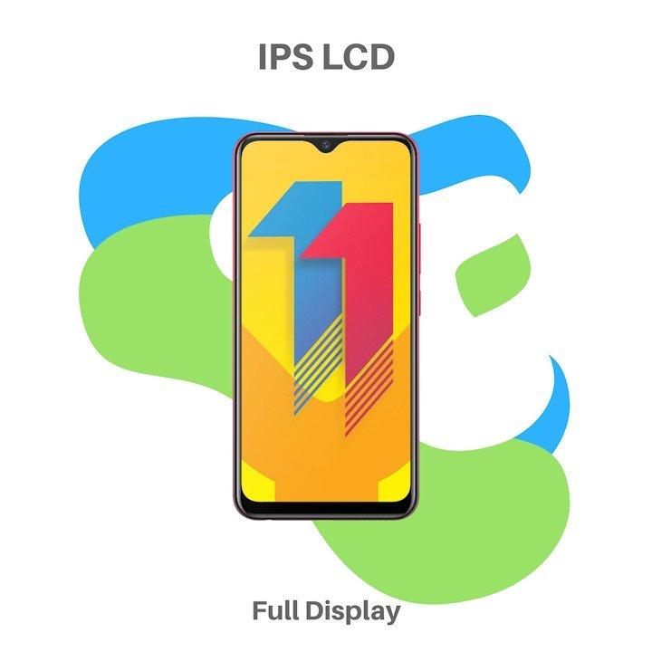 HP Layar IPS LCD
