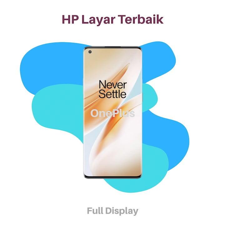 HP Full Screen Layar Terbaik OnePlus