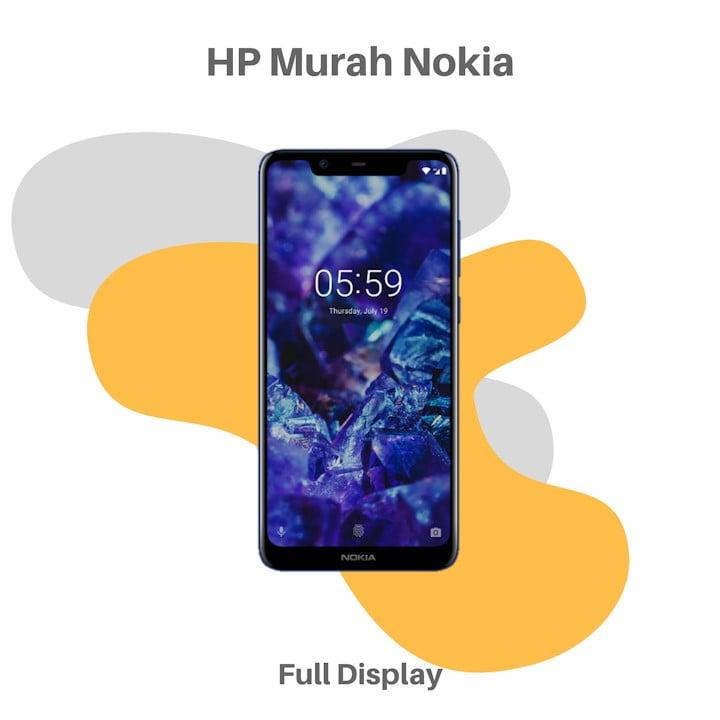 HP Murah Nokia