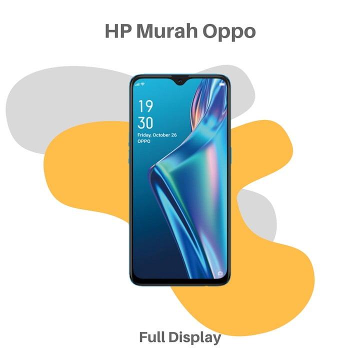 HP Murah OPPO