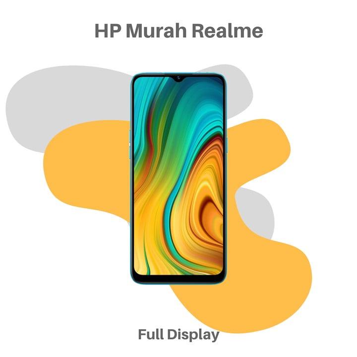 HP Murah realme