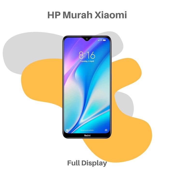 HP Murah Xiaomi