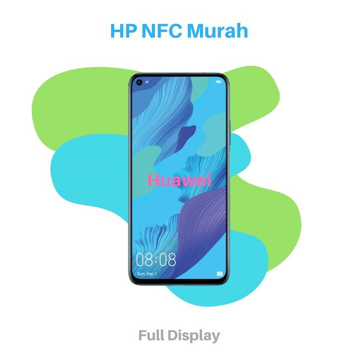 HP NFC Murah Huawei