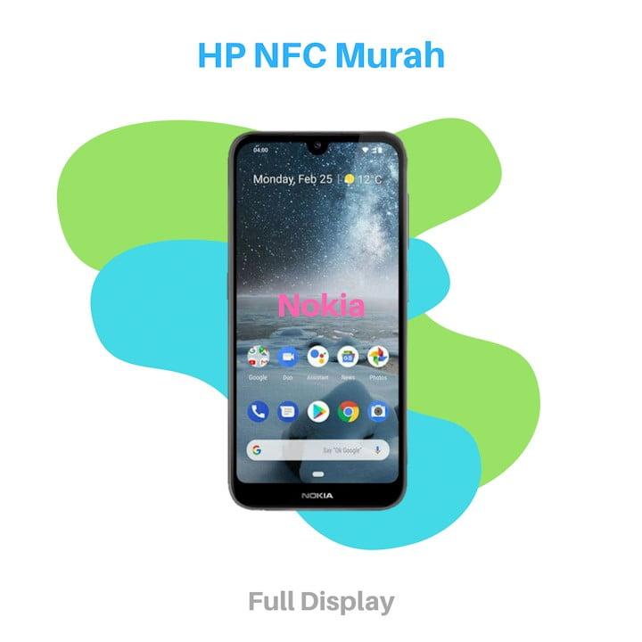 HP NFC Murah Nokia