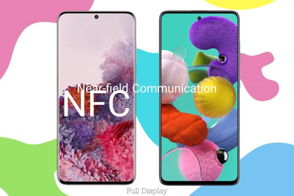 HP NFC Near-field Communication