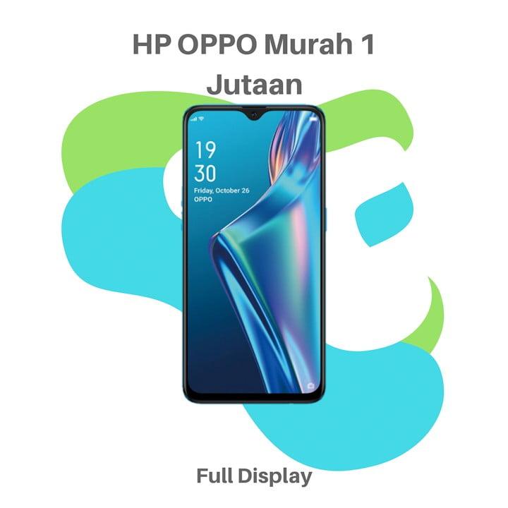 HP OPPO Murah 1 Jutaan