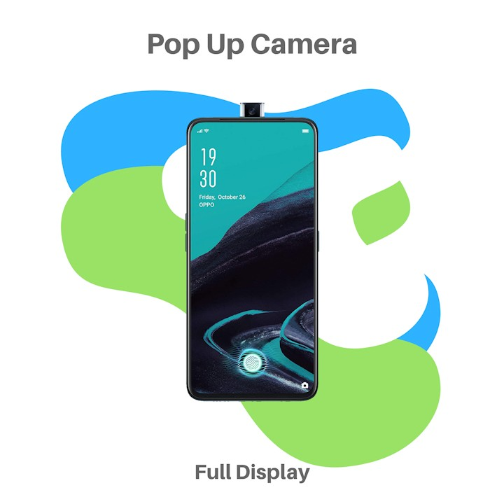 HP Kamera Pop Up Camera