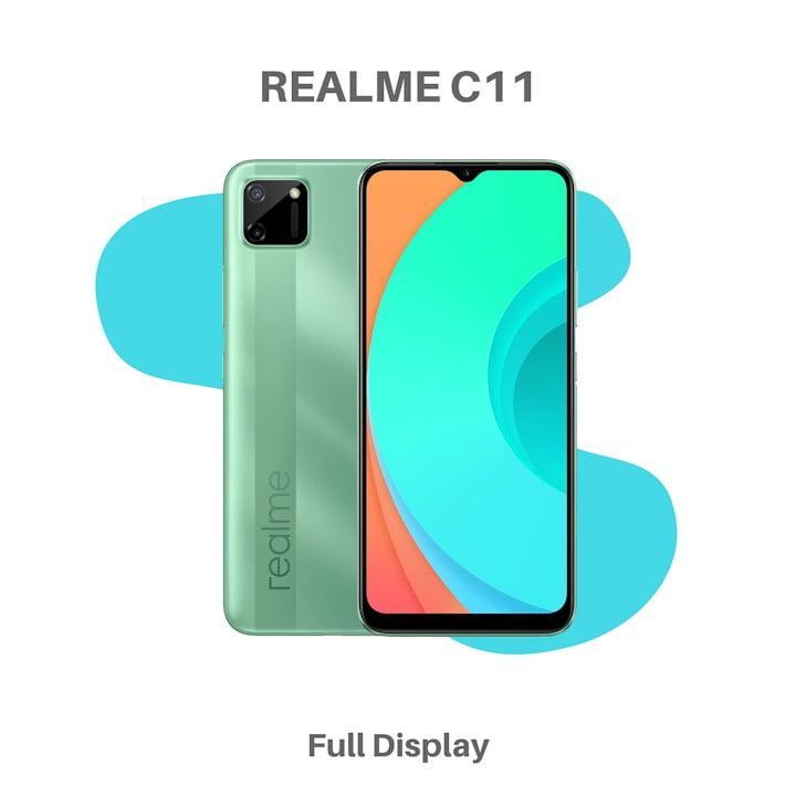 HP REALME C11