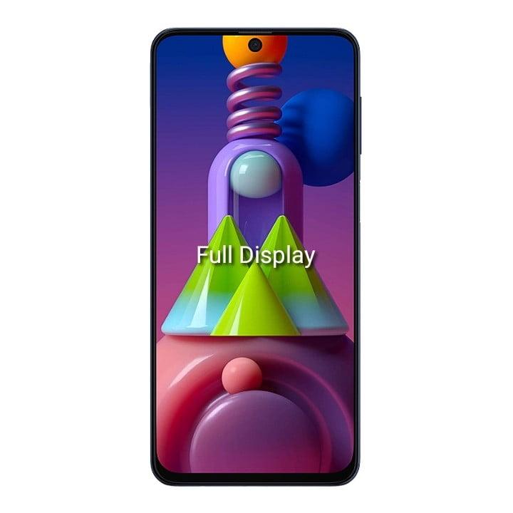HP Samsung Galaxy M51 Harga Spesifikasi
