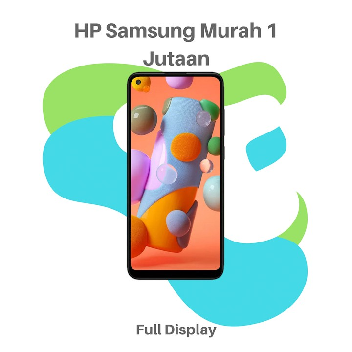 HP Samsung Murah 1 Jutaan