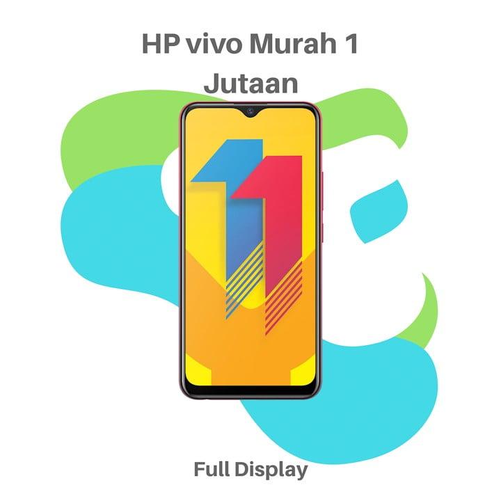 HP vivo Murah 1 Jutaan