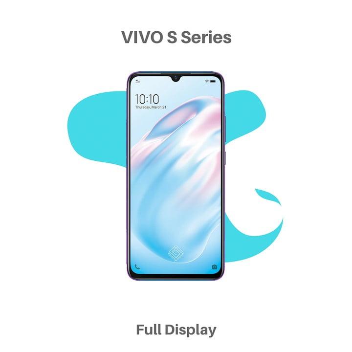 HP VIVO S Series Terbaru Harga Spesifikasi