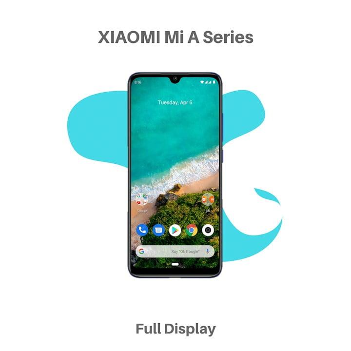 HP XIAOMI Mi A Series Terbaru Harga Spesifikasi