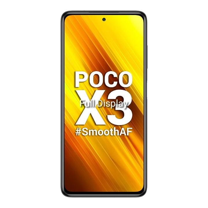HP Xiaomi POCO X3 Harga Spesifikasi