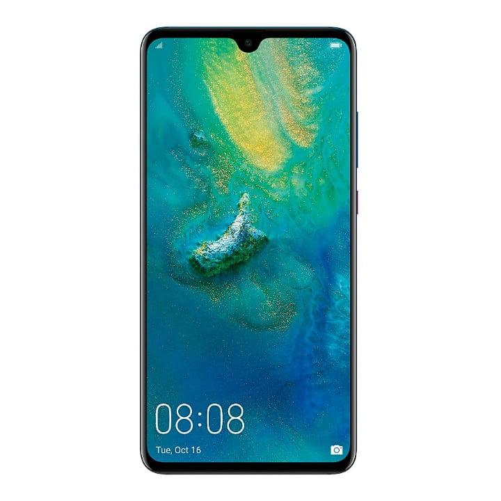 HP Huawei Mate 20