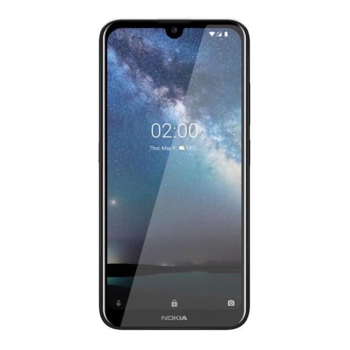 HP Layar HD Plus Nokia 2.2