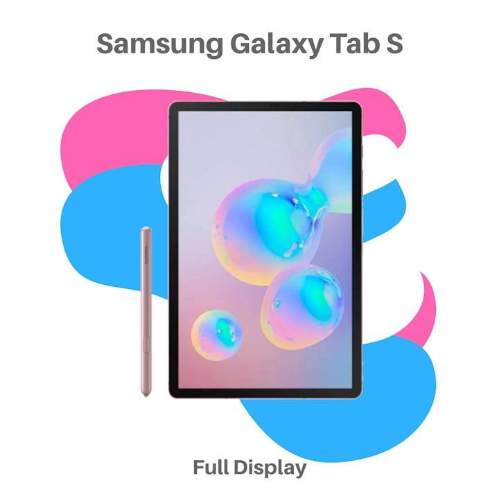Daftar Harga Tablet Samsung Galaxy Tab S6 Series