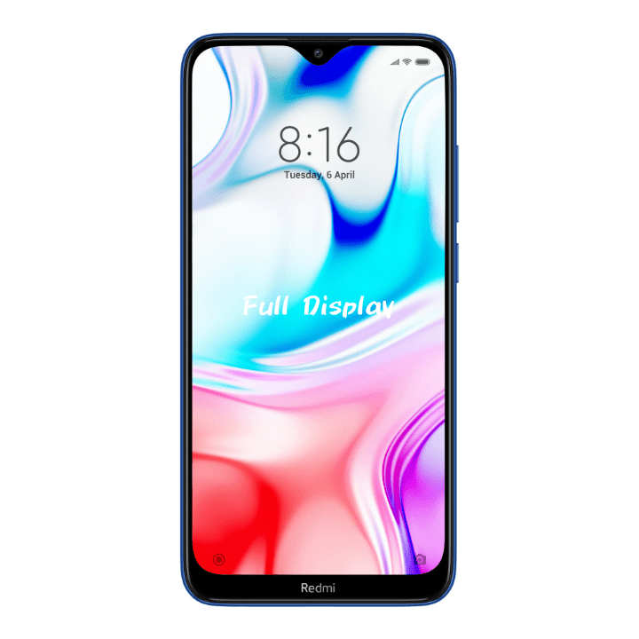 HP Redmi 8