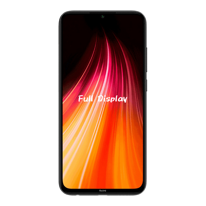HP Redmi Note 8