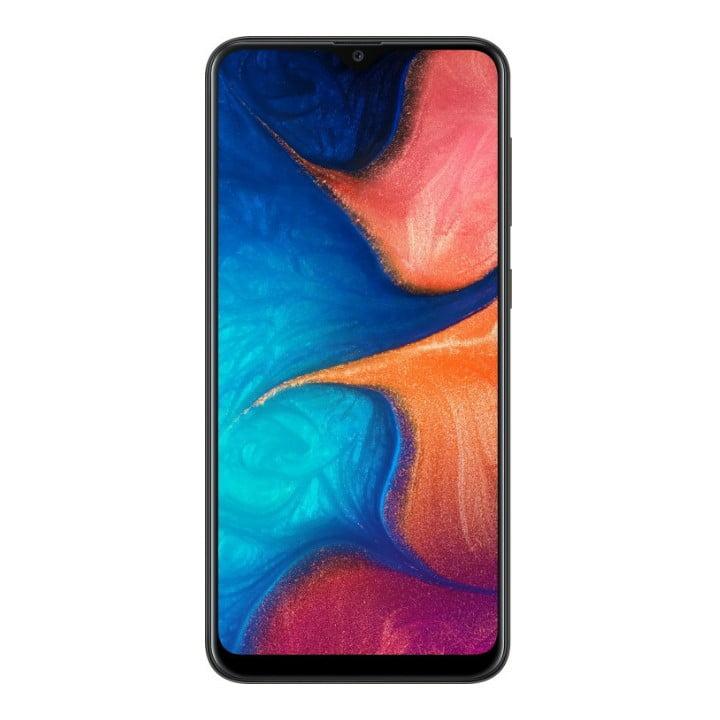 HP dengan Layar Super AMOLED Murah Samsung Galaxy A20