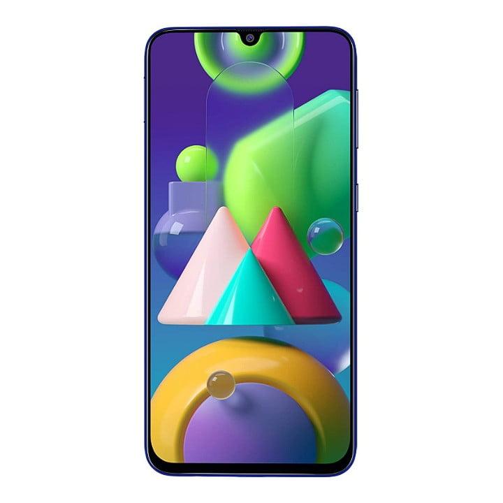 HP dengan Layar Super AMOLED Murah Samsung Galaxy M21